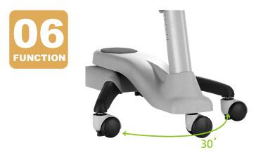 Rotation Design 30degree base
