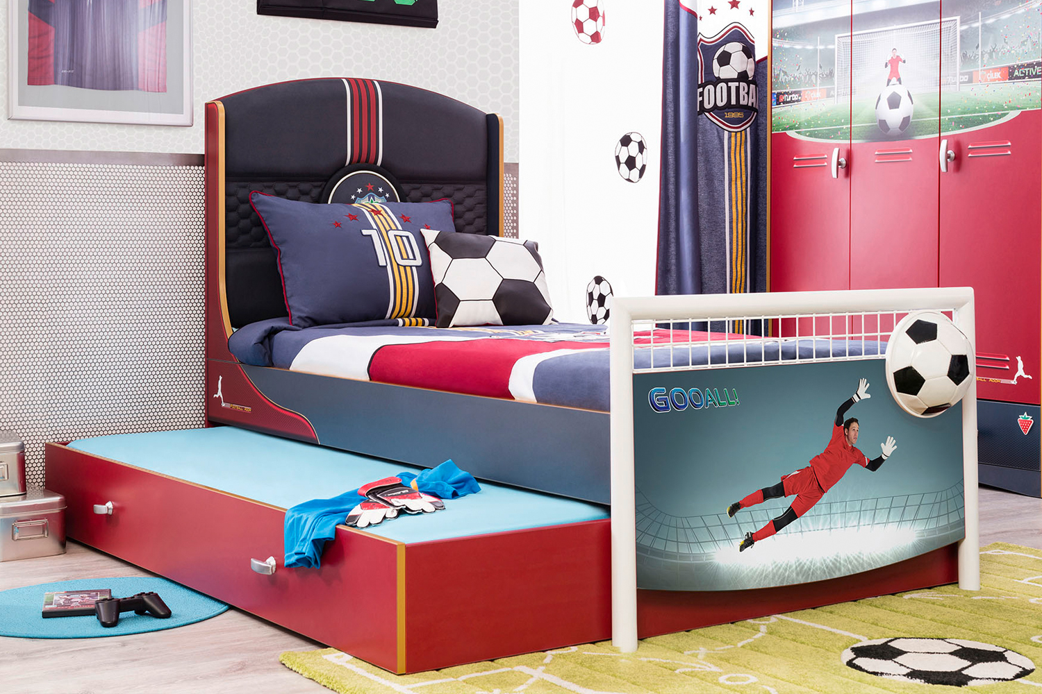 Football Bed - 02
